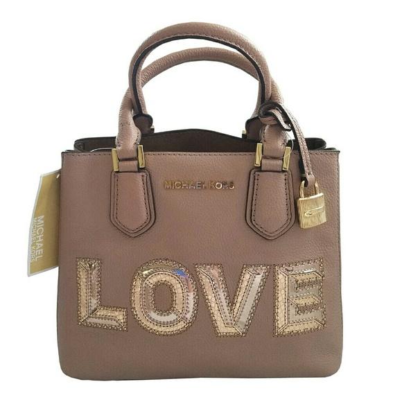 MICHAEL Michael Kors Handbags - MICHAEL Michael Kors Adele Love Crossbody Bag